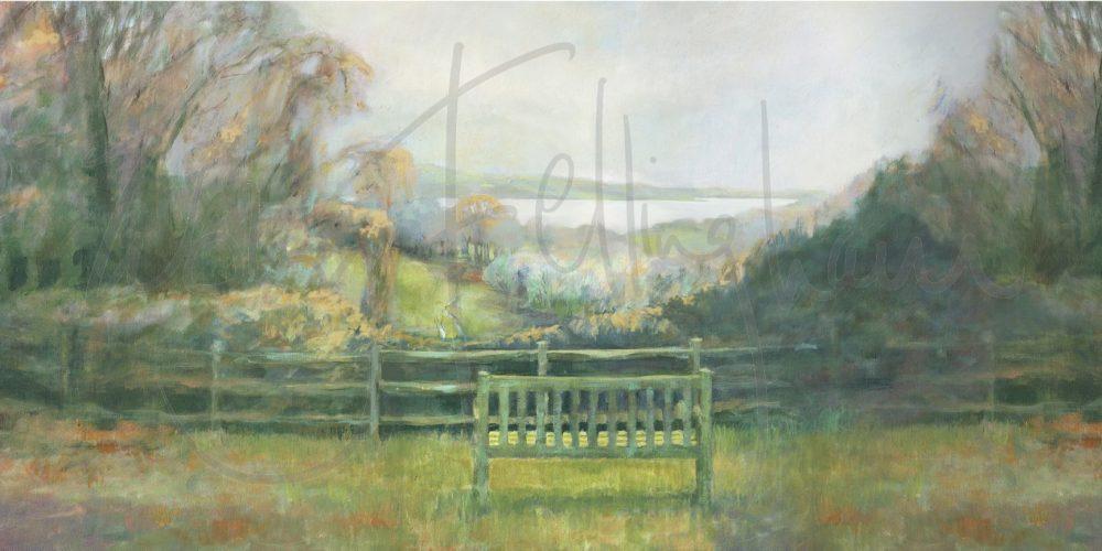 No 12. Brambletye bench