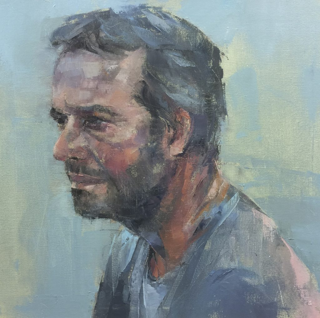 James Purefoy: Sky Portrait Artist of the Year 2019