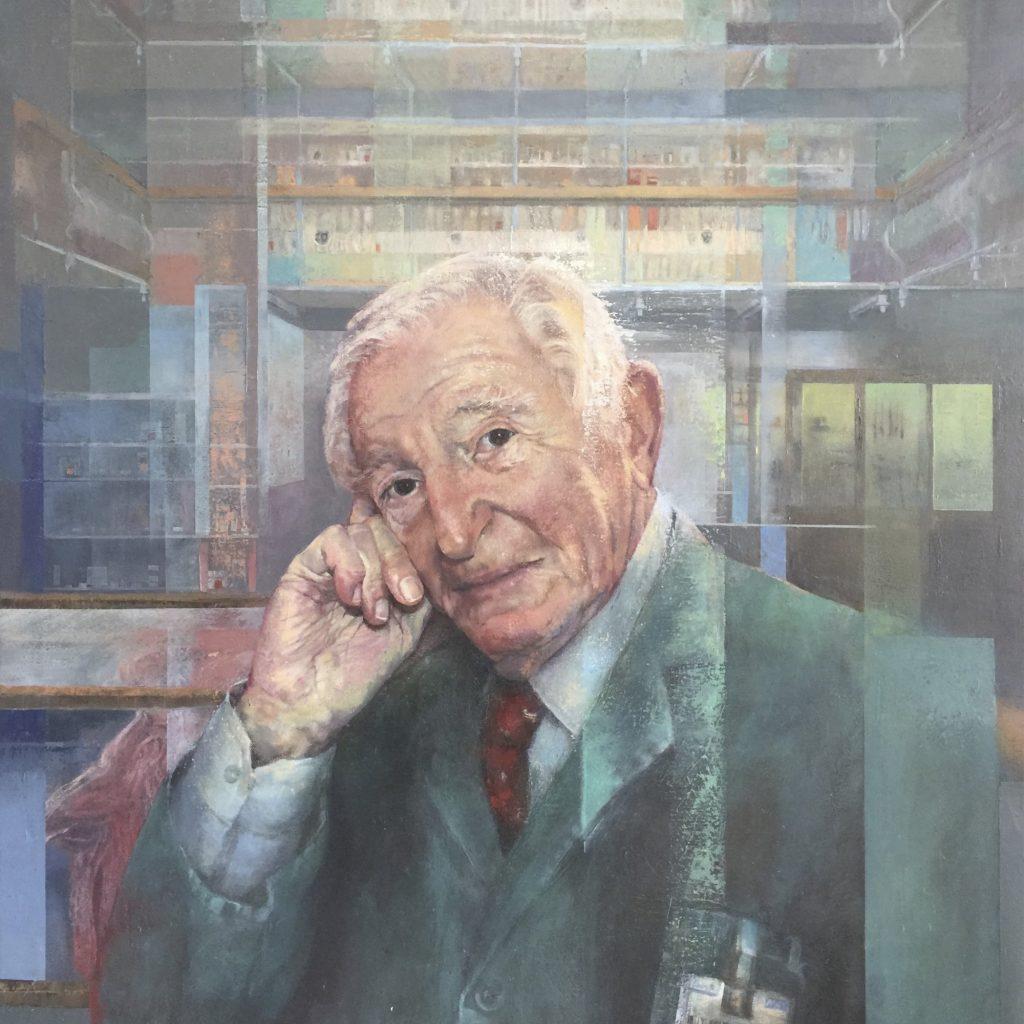 Professor Harold Ellis: