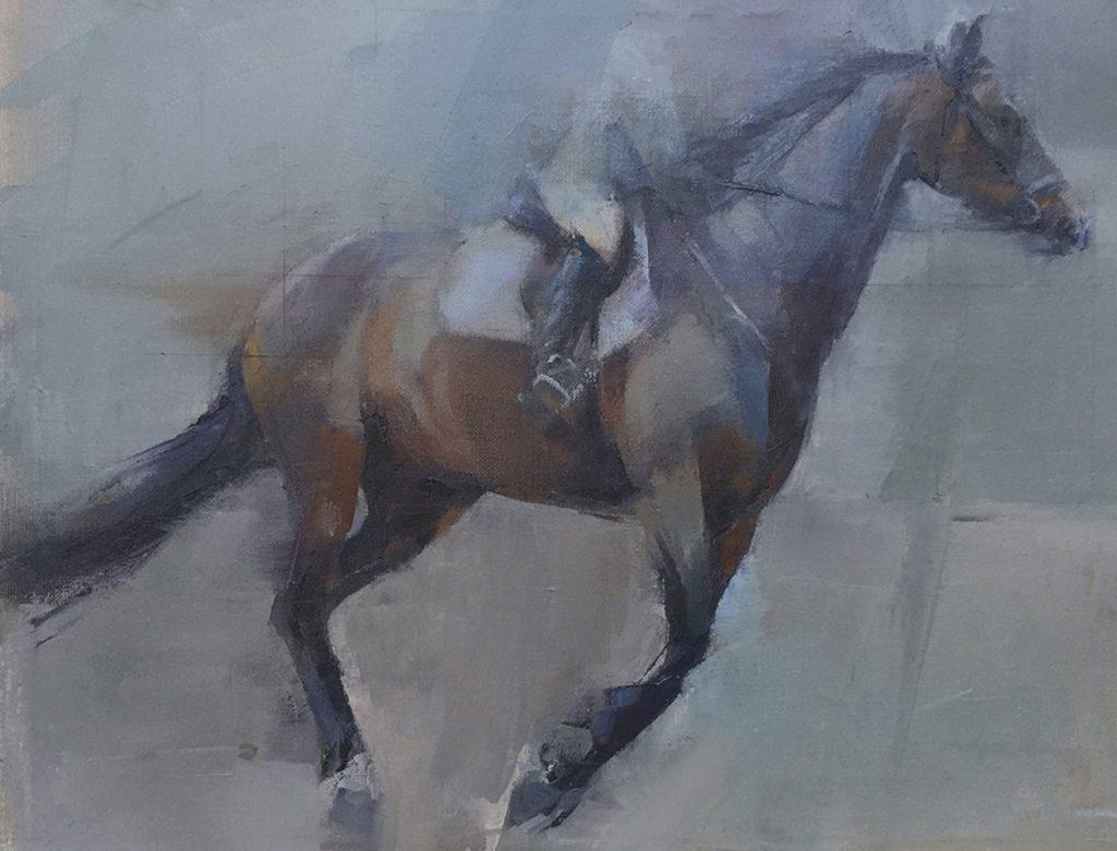 Running Horse 1: