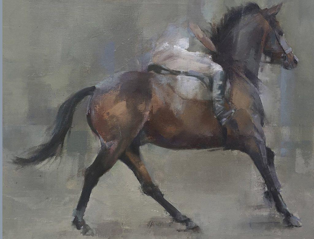 Running Horse 3: