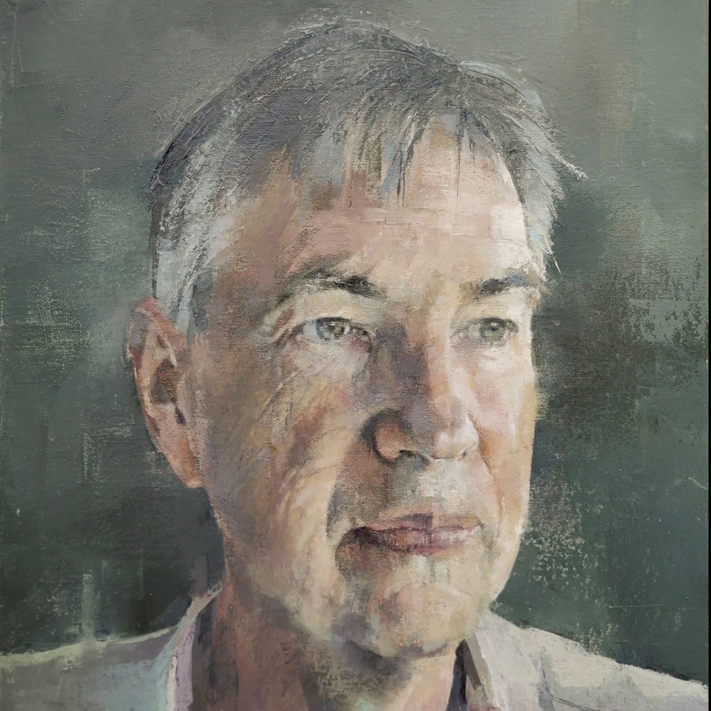 Oil Portrait Richard