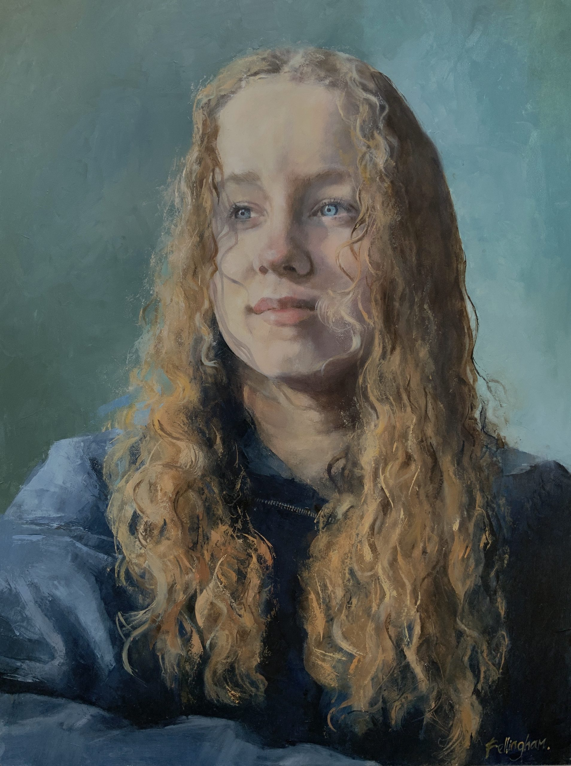 Portrait painting commission- BR