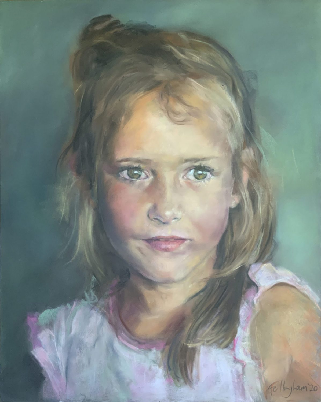 Portrait commission WB