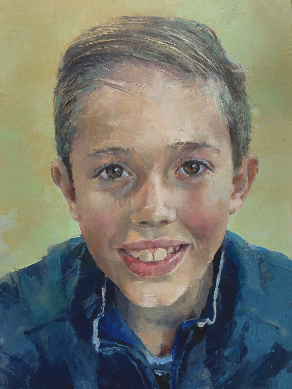 Portrait commission-LL